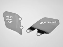 ZX12R 00-05 HEEL GUARDS KICK PLATES 20-203