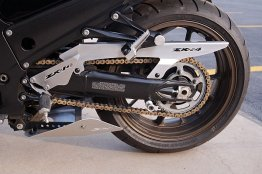 ZX14 ZX-14R NINJA 06-17 SWINGARM CHAIN GUARD