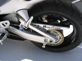 HAYABUSA GSX1300R 99-07 SWINGARM CHAIN GUARD