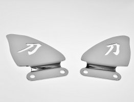 GSXF 600 KATANA 600 98-07 HEEL GUARDS