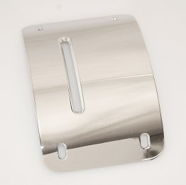 CURVED TAG RELOCATOR REPLACEMENT PLATE OR CUSTOM APPLICATION
