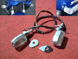 Aluminum Turning Signals / Marker Lights
