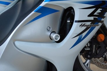 HAYABUSA FRAME SLIDERS WITH END CAPS