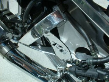 YZF R6 99-02 Heel Guards